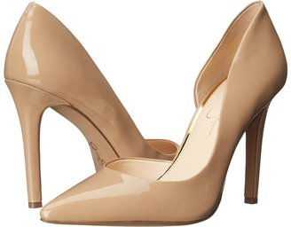 Jessica Simpson - Claudette High Heels $79 thestylecure.com
