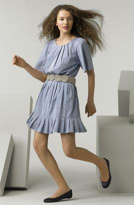 3.1 Phillip Lim 'Board Walk' Pleated Dress