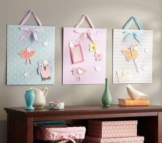 Pottery Barn Kids Printed Magnet Boards & Magnets