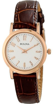 Bulova Ladies Dress - 97L121 $199 thestylecure.com