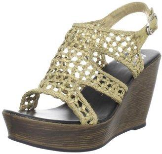 Yellow Box Women's Malena Wedge Sandal