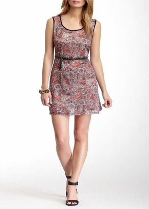 Papillon Paisley Tank Dress
