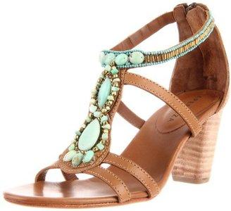 Apepazza Women's Rosalie T-Strap Sandal