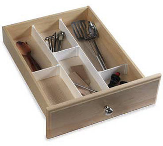 Container Store Custom Drawer Organizers