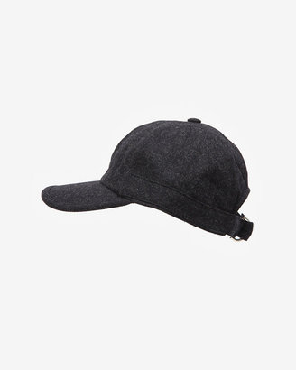 Hat Attack Wool Baseball Cap