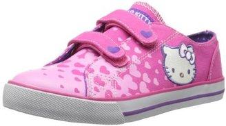 Hello Kitty Joy Velcro Sneaker (Little Kid)