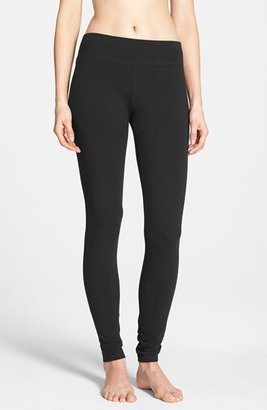 Women's Hue Wide Waistband Leggings $36 thestylecure.com