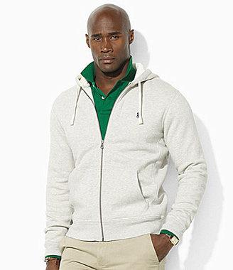 Polo Ralph Lauren Big & Tall Full-Zip Classic Fleece Hooded Sweatshirt