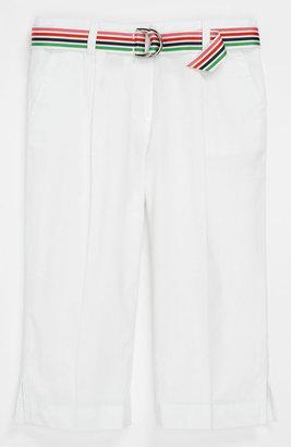 Milly Minis Capri Pants (Little Girls & Big Girls)