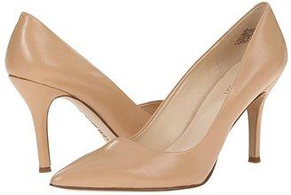 Nine West Flax Pump (Cream Multi 1) High Heels