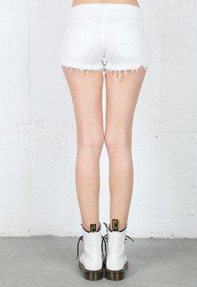 Siwy Denim Camilla Cut Off Shorts in Sweet Dreams