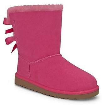 UGG® Girls' Bailey Boots - Big Kid $160 thestylecure.com