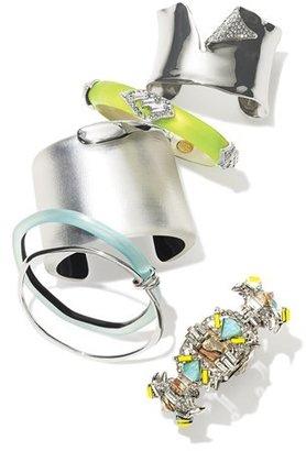 Alexis Bittar 'Lucite® - Neon Deco' Bracelet