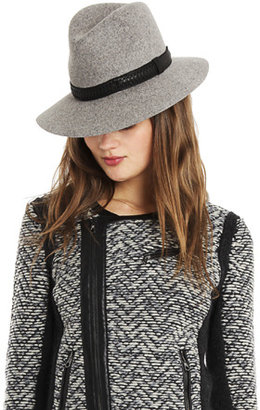 Rag and Bone Rag & Bone Floppy Brim Fedora Grey