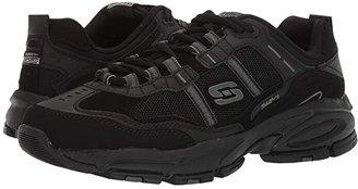 Skechers Vigor 2.0 Trait (Black) Men's Lace up casual Shoes