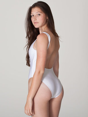 American Apparel The Malibu Swimsuit