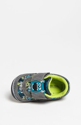 Stride Rite 'Monsters' Sneaker (Baby & Walker)