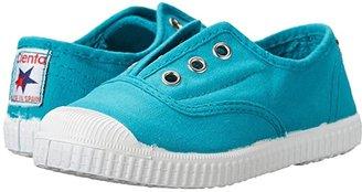 Cienta 70997 (Toddler/Little Kid/Big Kid) (Aqua) Girls Shoes