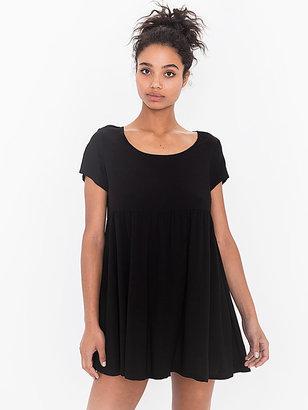 American Apparel Rayon Babydoll Dress