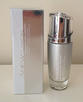 Avon Anew Clinical Resurfacing Expert Smoothing Fluid 1oz./30ml $38 thestylecure.com