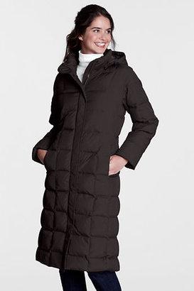 Lands' End Women's Regular Down Chalet Coat