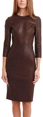 A.L.C. Bechet Leather Dress