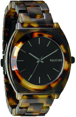 Women's Nixon 'The Time Teller' Watch, 37Mm $125 thestylecure.com