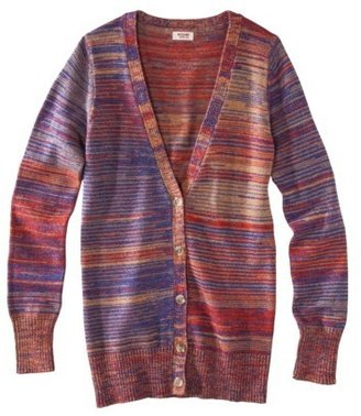 Mossimo Juniors Marl Boyfriend Cardigan - Assorted Colors