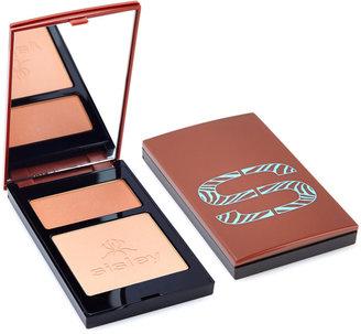 Sisley Paris Sisley-Paris Sun Glow Pressed Powder Duo, Honey Cinnamon