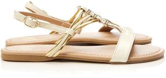 Wallis Cream Sandal