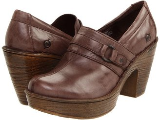 Børn Haddon (Dark Brown Leather) - Footwear