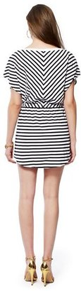 Juicy Couture Terry Striped Dress