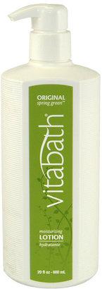 Vitabath Original Spring Green Moisturizing Lotion