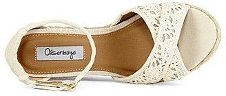 JCPenney Olsenboye® Watkins Crochet Wedge Sandals