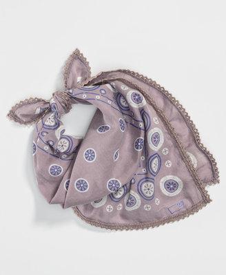 Levi's Floral Lace Bandana