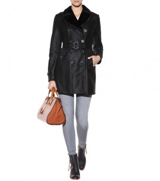 Burberry Feering shearling jacket