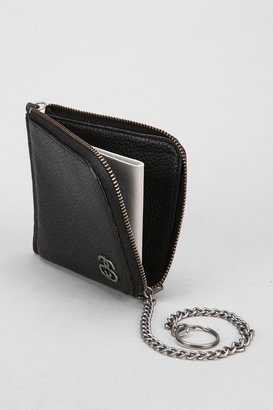 Stussy Chain Leather Wallet