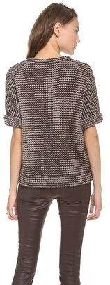 Derek Lam 10 Crosby Oversized Sweater