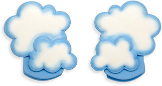 NoJo Clouds 2-Pack Wall Decor Clips
