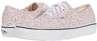 Vans Authentictm ((Tartan) Pink/Marshmallow) Skate Shoes