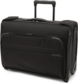 Briggs & Riley Black Baseline Carry-On Suitcase