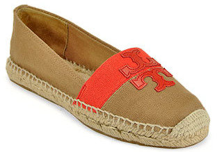 Tory Burch Weston - Walnut Flat Espadrille