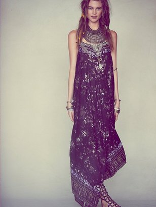Free People Wild Devine Dress