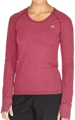 New Balance NBX Minimus Shirt - Long Sleeve (For Women)