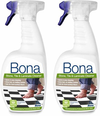 Bona Stone, Tile and Laminate Floor 2x1L Floor Cleaner Spray
