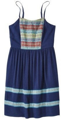 Xhilaration Juniors Sleeveless Woven Dress - Assorted Colors