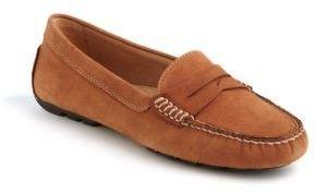 Lauren Ralph Lauren Camila Nubuck Loafers