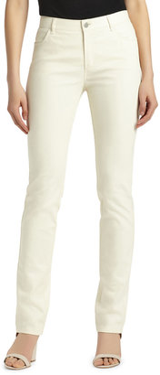 Lafayette 148 New York Thompson Curvy Slim-Leg Jeans