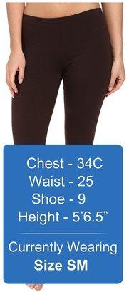 Hue Cotton Legging Women's Casual Pants