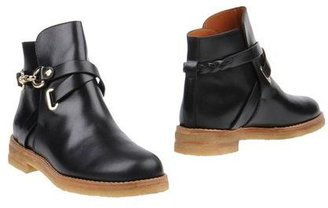 Mulberry Ankle boots